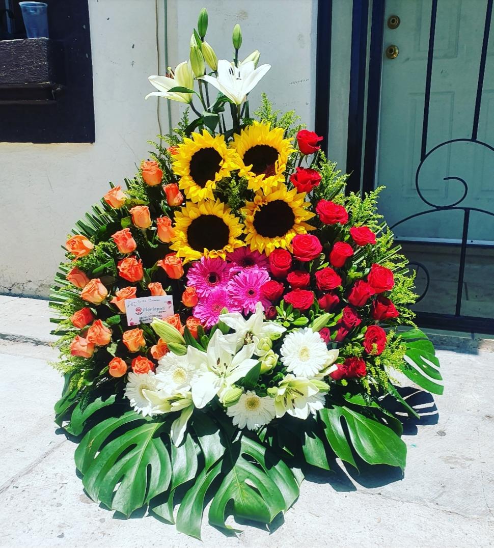 Surtido floral