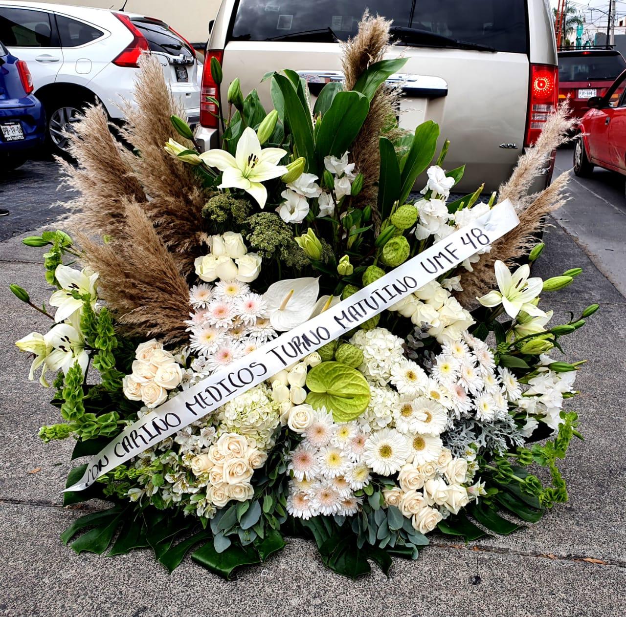 Arreglo Funeral Especial