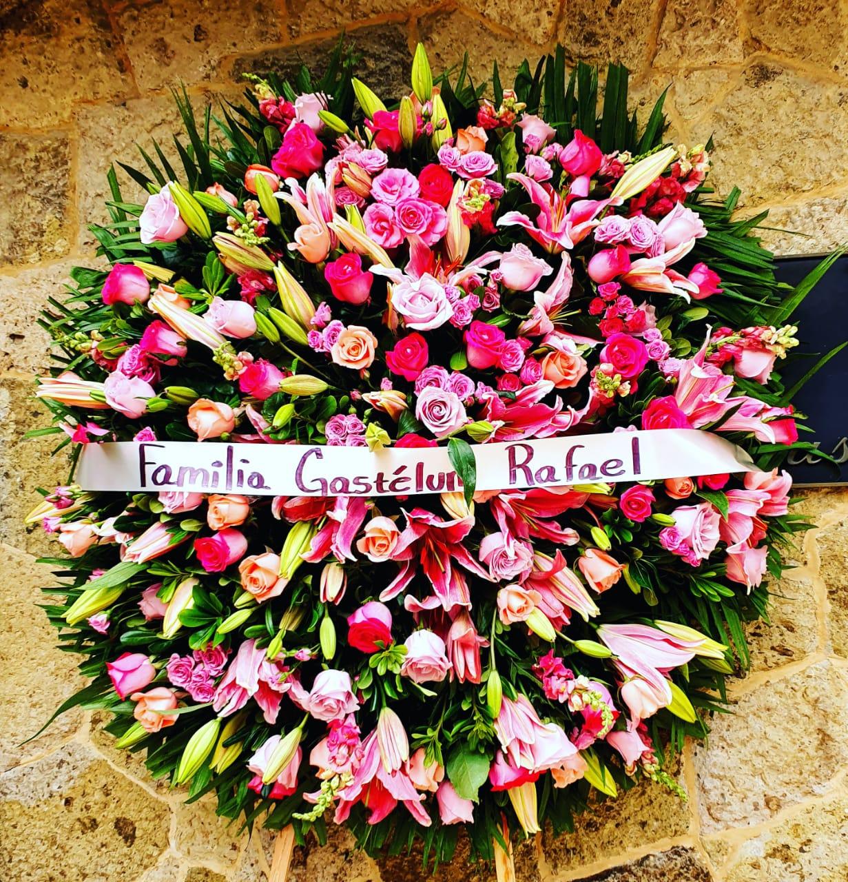 Corona Fúnebre de Acapulcos.