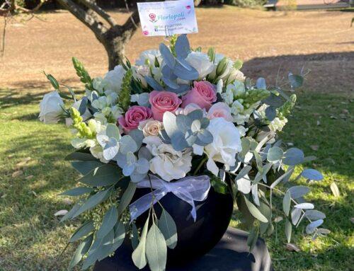 Arreglo Floral de Flores Finas