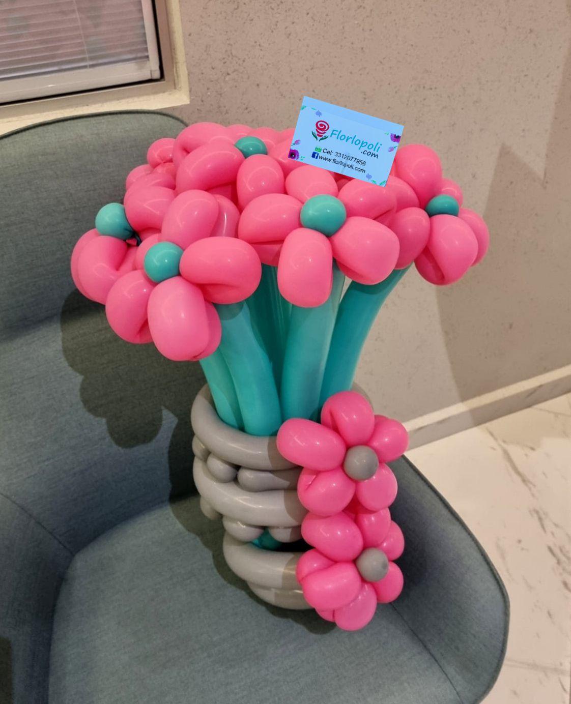 Bouquet de Flore de Globos